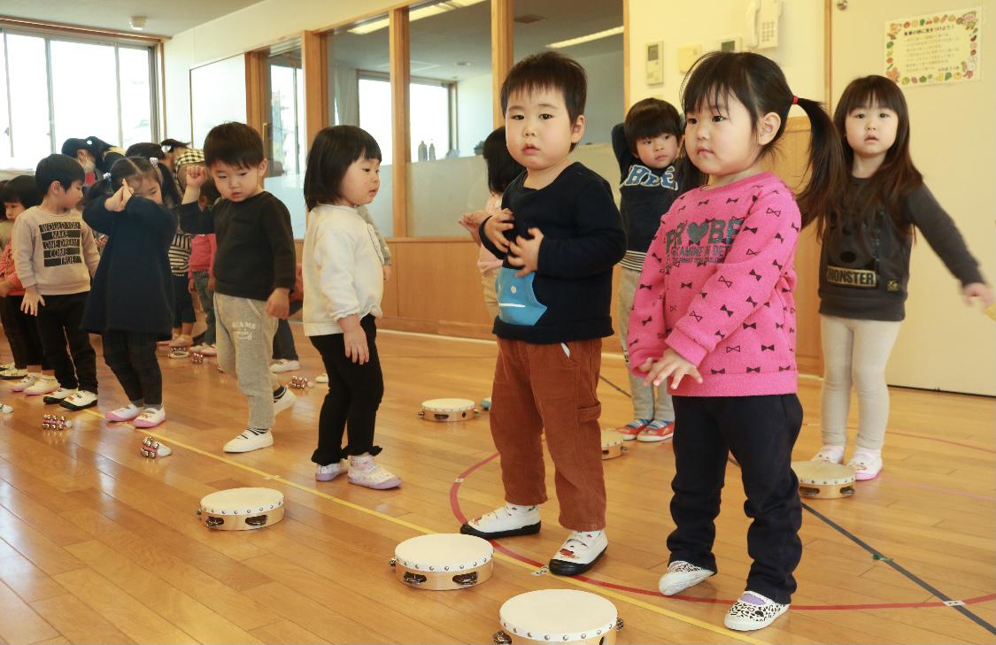 子どもたちに多彩な体験をくれる「国母保育園」